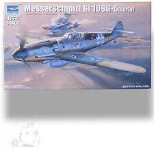 TRUMPETER 1/32 MESSERSCHMITT BF109G-6(EARLY) ERIC HARTMANN