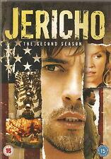 JERICHO - Series 2. Pamela Reed, Skeet Ulrich, Lennie James (2xDVD SET 2008)