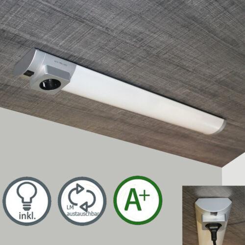 küchen unterbauleuchten Lampe 13W Küchen Steckdose  Lichtleiste Schrankleuchte