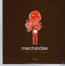 (329I) Merchandise, Listen Up! - DJ CD