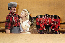 "Monty Python ""Lumberjack Song"" TV Show Figure Tabletop Display Standee 10"" Long"