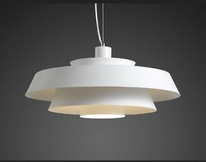 Image Is Loading Louis Poulsen Poul Henningsen Ph White Pendant Ceiling