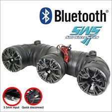 ATVP3553BT Audiopipe 400 Watt 3 Speaker off Road Sound System With Bluetooth