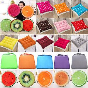 Chunky-Tie-Soft-Chair-Sofa-Pad-Home-Decor-Dining-Garden-Round-Patio-Seat-Cushion