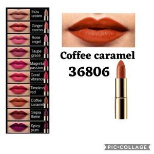 Oriflame Giordani Gold Iconic Matte Lipstick - Coffee Caramel