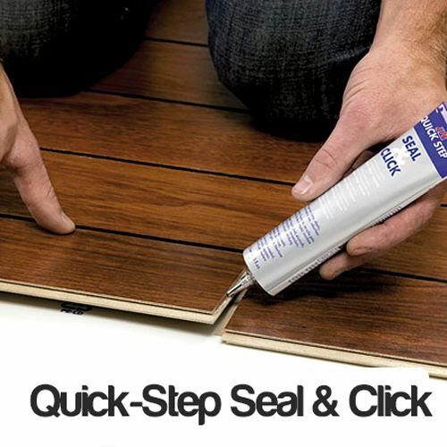 Quick Step Seal Amp Click Laminate Flooring Waterproofing