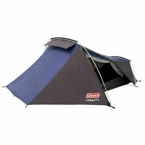 Coleman-Cobra-Tent-3-Man-Person-Tent-Lightweight-Backpacking-Camping-New