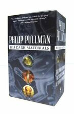 His Dark Materials Trilogy (The Golden Compass; The Subtle Knife; The Amber Spyg