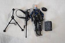 "2008 Hasbro GI Joe 3 3/4"" 1/18 scale Cobra Night Watch Trooper v1D w/ Acc SJ-781"
