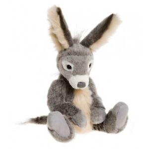 HALF PRICE! Charlie Bears 2016 DESMOND Donkey - RRP £48 (Brand New Stock!)