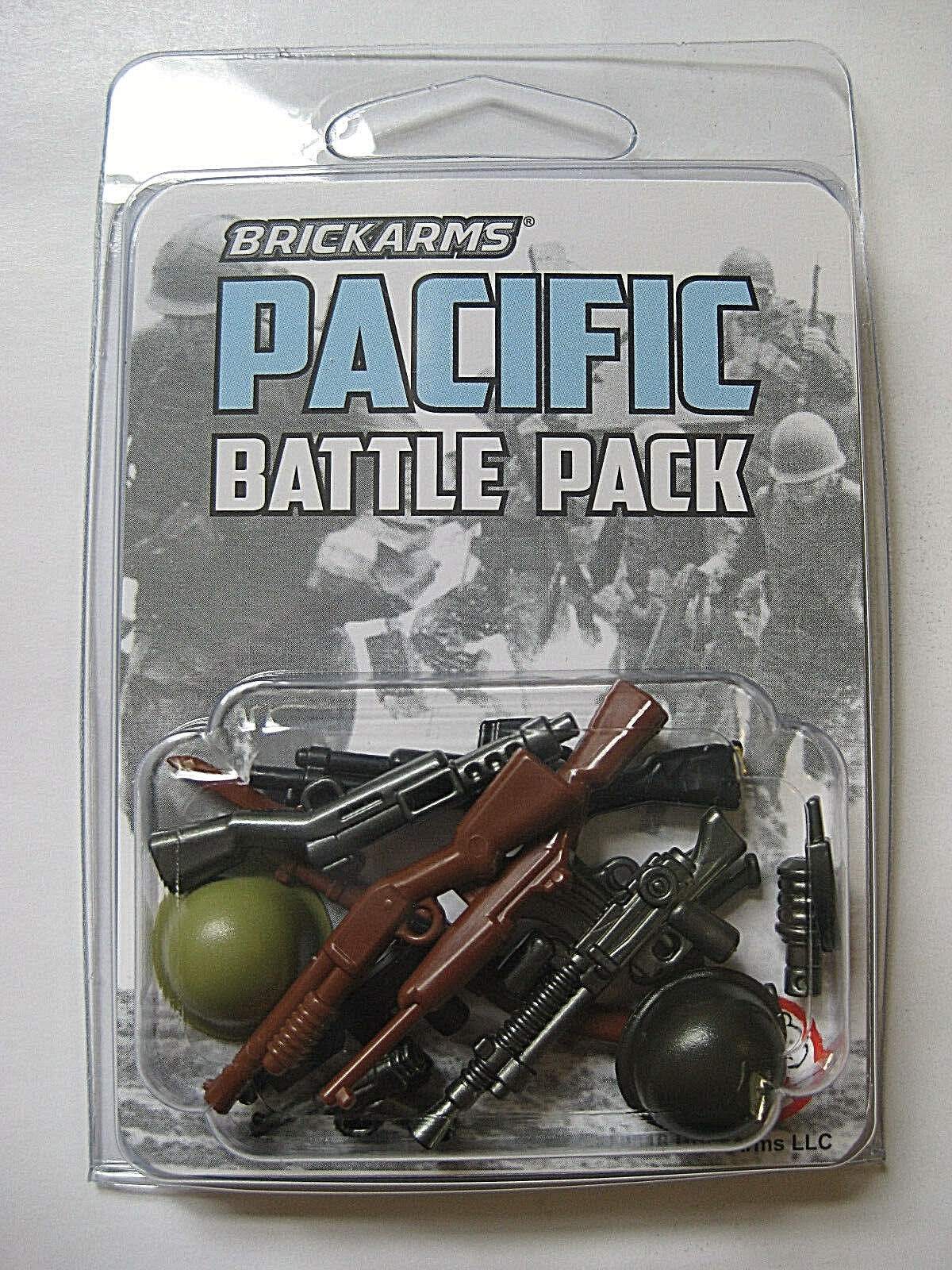 BrickArms GERMAN TANK BUSTER PACK for Custom Minifigures Limited Edition NEW
