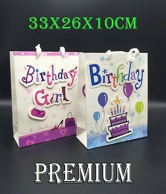 Bulk 50 X 3D Lolly Bag Treats Loot Party Favours Birthday Supplies Gift Bags