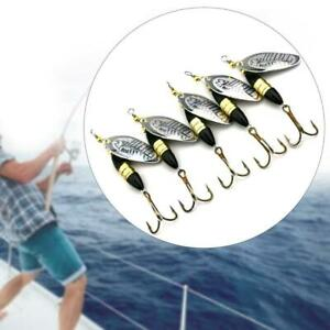 Adamant Spoon Bait Metal Jigging Lures Bait Spinner Bait Carp Fishing Tackle U7X9