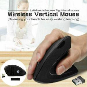 Vertical-Mouse-Wireless-Ergonomic-Optical-2-4-GHz-Mouse-w-Adjustable-DPI-su