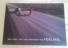Ford Feeling Brochure 1996 1997 Puma Escort Galaxy Ka Mondeo Mk2 Explorer Fiesta