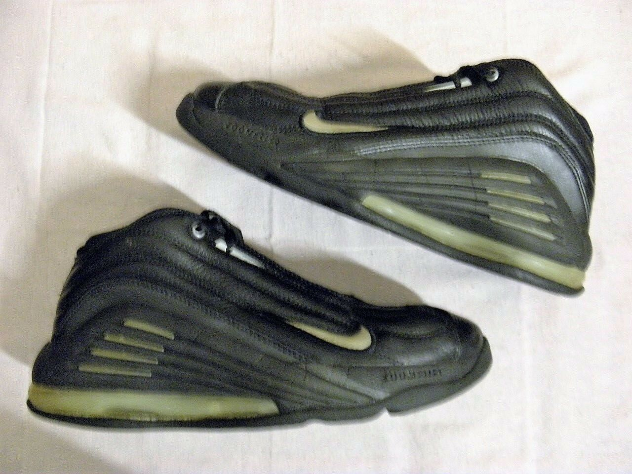 Nike Air Max Force Authority Zo Alonzo Mourning Alpha Project OG Vintage sz 10.5