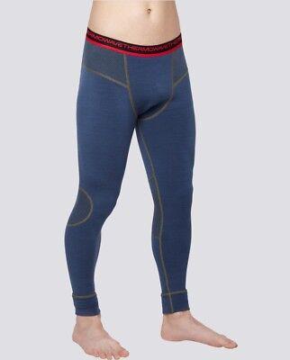 UT ThermoActive men SOFT bottom Pants Base Layer 100/% Merino wool 2656