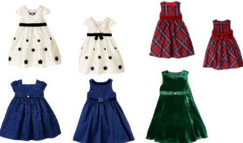 NWT Gymboree Celebrations Trimmings 3 4 5 6 8 10 Dress