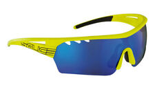 SALICE 006 Turquoise frame Red Iriduim lens sunglasses NEW w//case