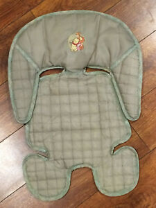 Safety 1st Infant Car Seat Insert Baby Head Body Support Cushion Teal Green Ebay