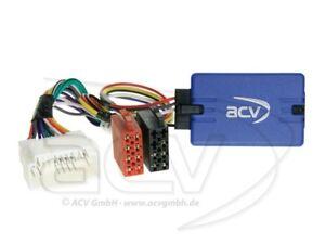 Adapter Lenkradfernbedienung Suzuki  Swift Grand Vitara ab 2011 für Sony