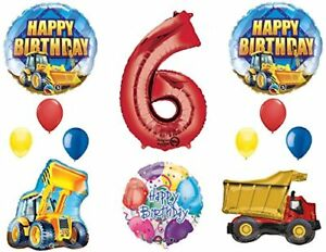 The-Ultimate-Construction-6th-Birthday-Party-Supplies-and-Balloon-Decorations