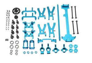 Fit WLtoys A959-B A969 1:18 Upgrade Steering Link Rod Set Parts Accessory