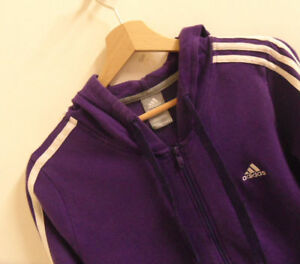 Size Womens Uk Adidas 14 Hooded J543 Jacket Track wIF4xg
