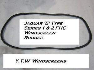 Jaguar-E-Type-S1-amp-S2-FHC-Windscreen-Front-Screen-Rubber-Seal-NEW