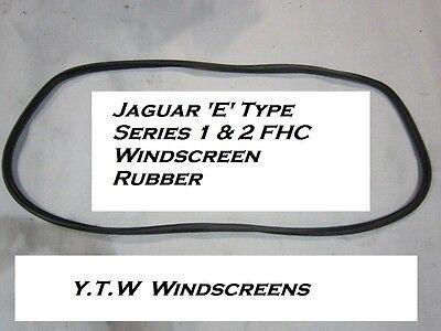 Jaguar XJ6 /& XJ12 S1 /& S2 Windscreen Front Screen Rubber Seal NEW