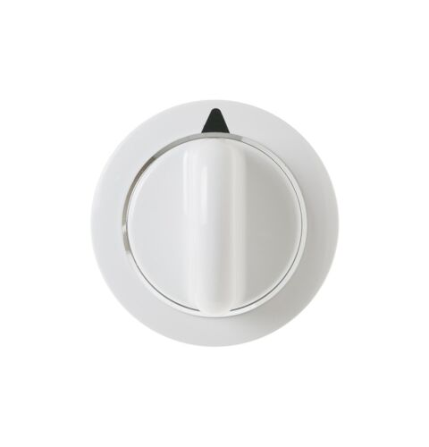 Dryer Timer Control Knob White for GE WE01X20374 PS8769912 AP5805160