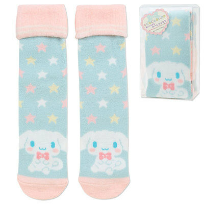 Sanrio Japan Cinnamoroll Adult Socks Women Warm Socks Pile