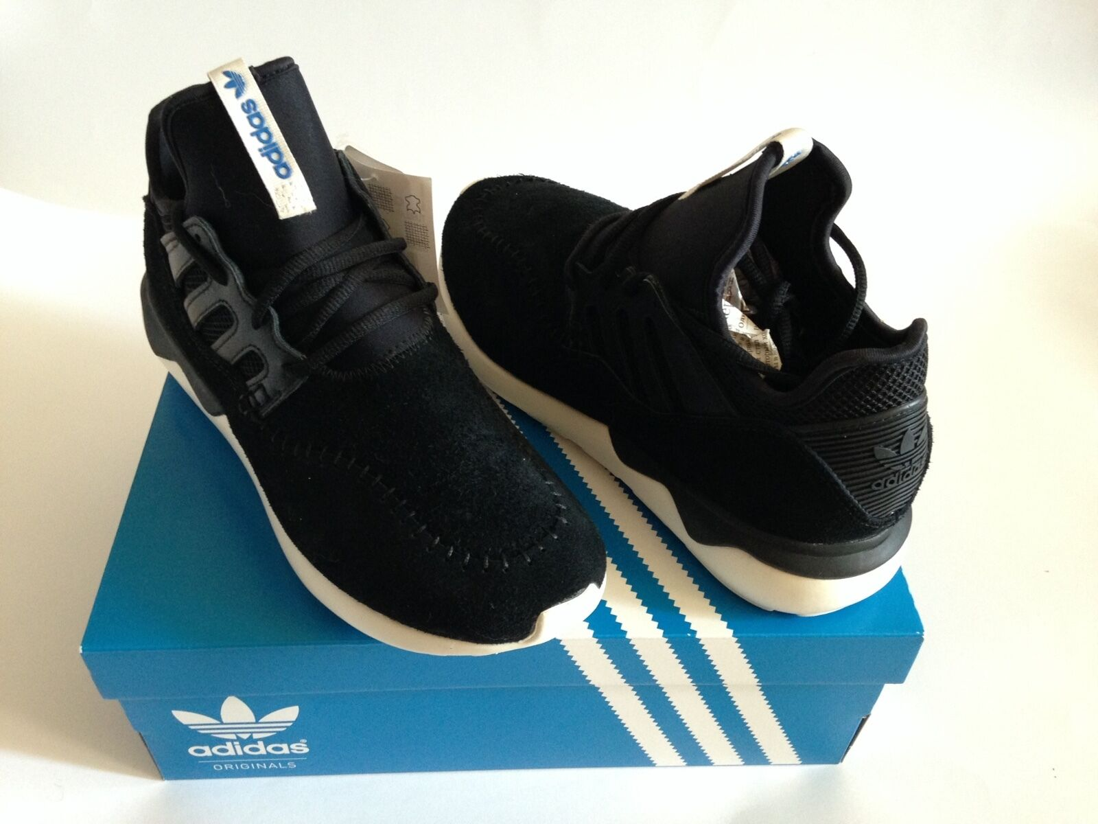 Adidas Tubular Runner Moc Runner Brown B25786 noir B25784