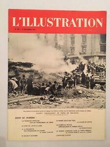 Rivista-Settimanale-L-039-Illustrazioni-N-5099-30-Novembre-1940