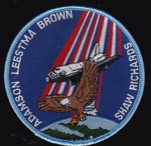 space shuttle columbia mission patch - photo #2