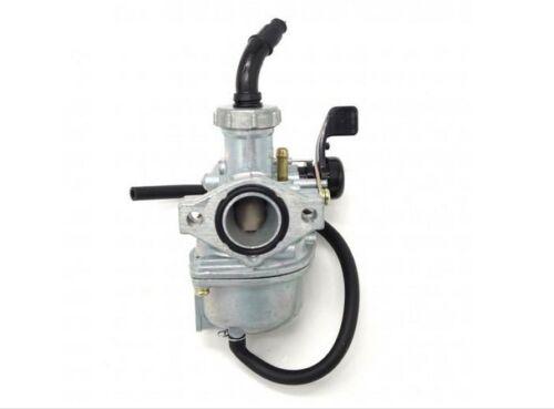 22mm Carburetor Carb PZ22 Carby For 90cc 150cc Pit Dirt Bike ATV Quad 4 Wheeler
