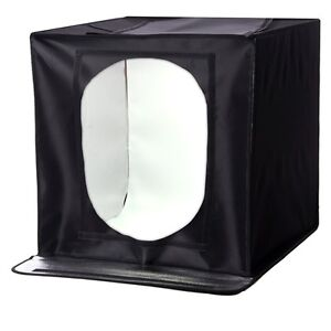 Image is loading StudioPRO-Studio-All-In-One-LED-Product-Photography-  sc 1 st  eBay & StudioPRO Studio All-In-One LED Product Photography Light Box Tent ...
