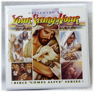 NEW-Your-Story-Hour-4-Audio-CD-Album-Set-Volume-Bible-Comes-Alive-Stories-Four