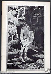 Vintage-October-1967-Issue-of-AMRA-a-vintage-Sword-and-Sorcery-Fanzine-Fantasy