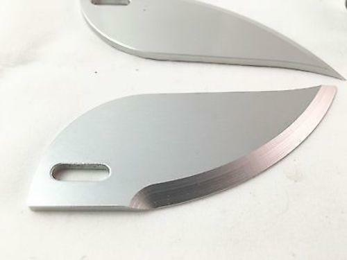 95mm Racing Turn Fins for Large R//C Model Boat