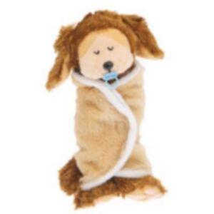"SKANSEN BEANIE KIDS ""HUGGIE THE PUPPY BEAR "" NEW WITH MINT TAG NOV 2011"
