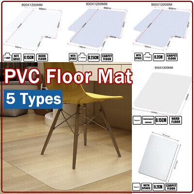 36 X 48 Pvc Floor Mat Office Chair