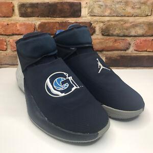 Nike Air Jordan Westbrook Zero.1 Why Not Men SZ 10 GEORGETOWN Hoyas ... f5fa770a0
