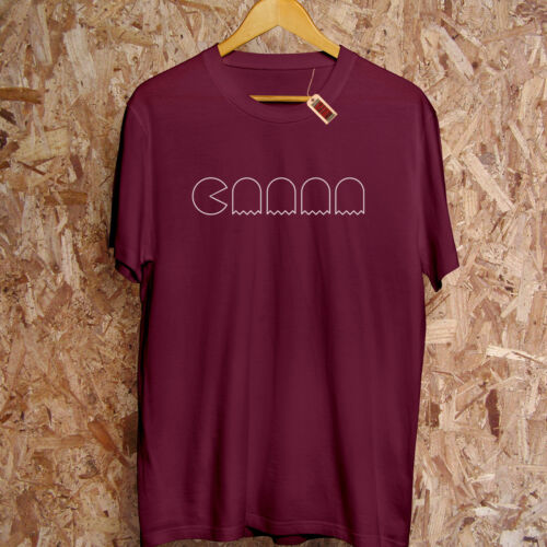 Vintage Arcade Man T-Shirt Retro 70s 80s Games PREMIUM Fashion Instagram Gift