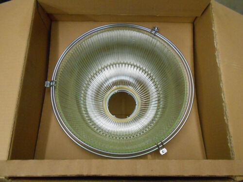 "HOLOPHANE PRSL11 LBF2-6042 18/"" WIDE HIGH BAY REFLECTOR ASSEMBLY"