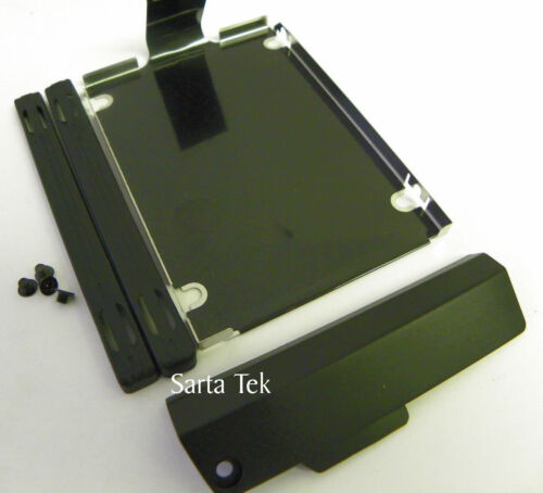 Lot of 10 IBM Lenovo T420s T420si T430s HDD Caddies Plus 7mm Rubber Rails //Tray