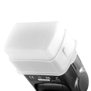 Neewer Flash Bounce Light Diffuser Dome for Nikon SB900,Neewer NW680,NW685