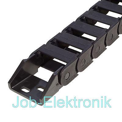 Energiekette 20 x 10mm 1m Schleppkette Kabelführung Leitungsführung CNC