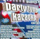 Vol 4 Oldies Party Tyme Karaoke 2006 CD