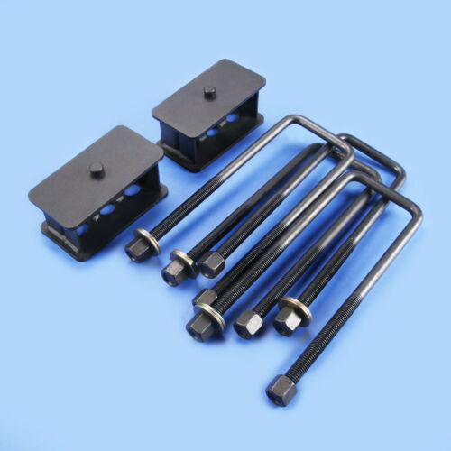 "1994-1999 Ram 2500 3500 8-Lug 4WD W// Overload Spring Steel Rear 3/"" Leveling Kit"
